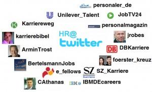 HR auf twitter