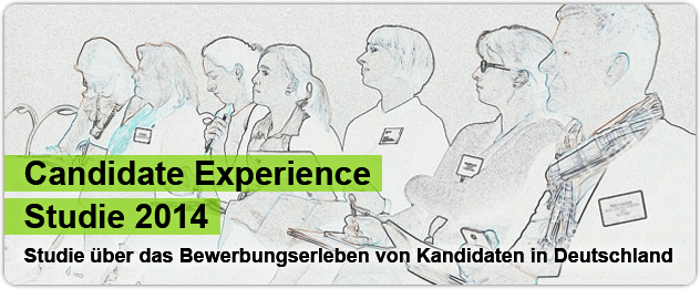 Candidate Experiene Studie 2014